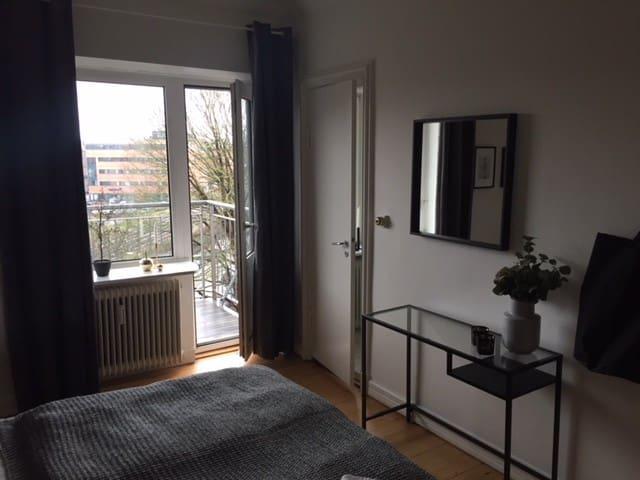 Hotel apartment in Aalborg city center