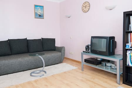 GREAT APARTMENT IN JURMALA! - Jūrmala - Lägenhet