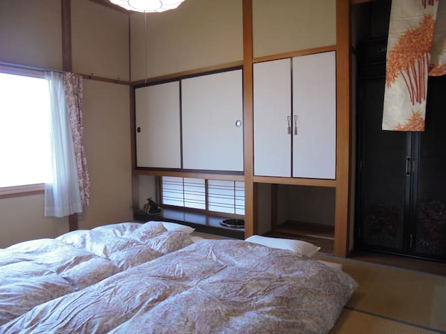 Ryokan style(B), About 1 hour  to Geto Ski Resort