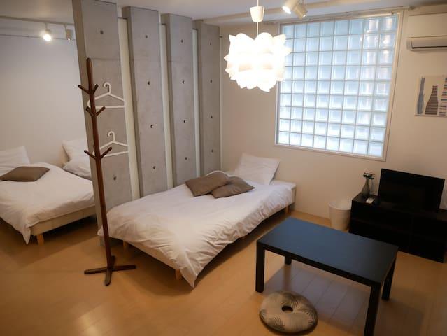 Sumiyoshi Hotel EAST Designer's apartment