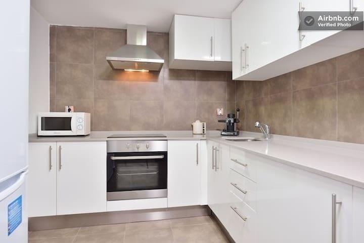Tarragona capital apt. nuevo piso 2 - Tarragona - Loft