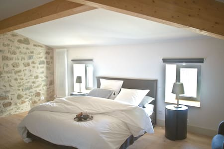 Le Grenier - Bourdeaux - Bed & Breakfast
