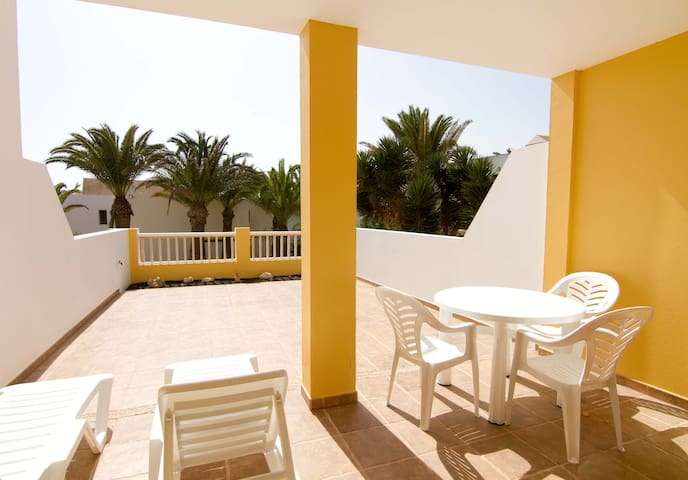 220. Cute Apartment in Costa Calma. Beach 10 min