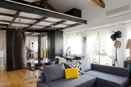 Sunny and cosy Apartment - Lisboa - Pis