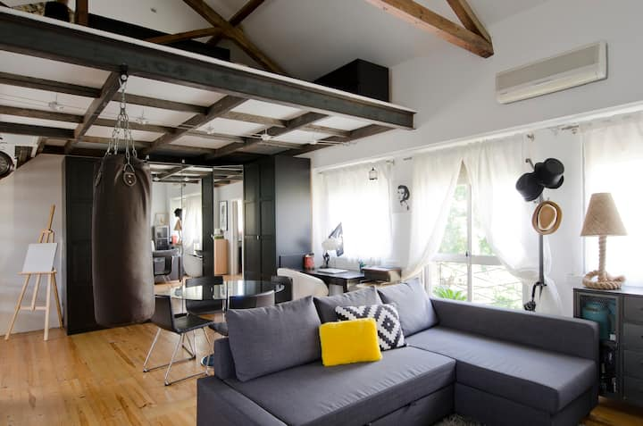 Sunny and cosy Apartment