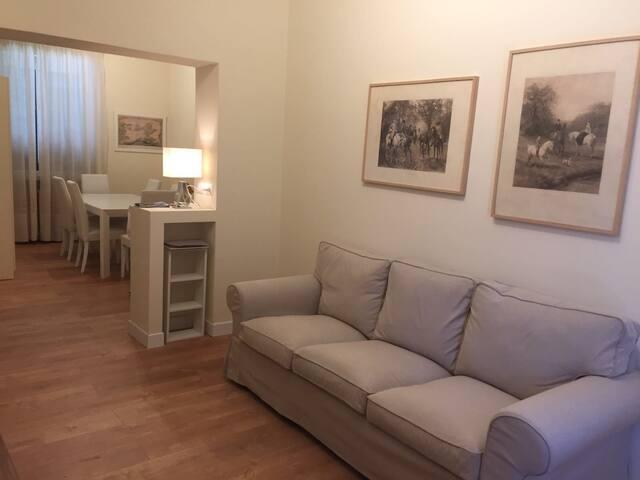Lake Maggiore - Laveno - Aunt Carla's apartment -