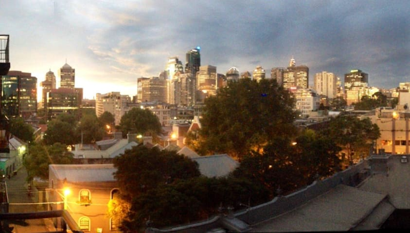 Central + Surry Hills + Views + YAY - Surry Hills - Appartement