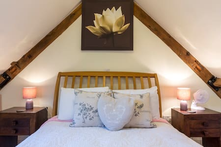 Bed Breakfast Watermill Nr Bath/Frome  - Sleeps 2 - Laverton - Bed & Breakfast