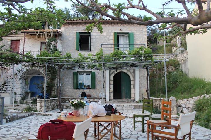 Entire Home at Lefkada,Greece - Drimonas - House