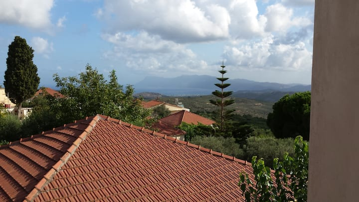 Eleftheria house in Kissamos: for nature lovers