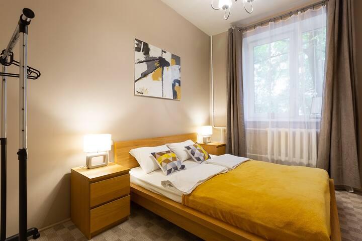 "Номер Delux  в Hotel&Hostel  ""Like Moscow"""