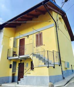 Monolocale in casa rurale - Val Sangone (Giaveno) - Giaveno - 独立屋