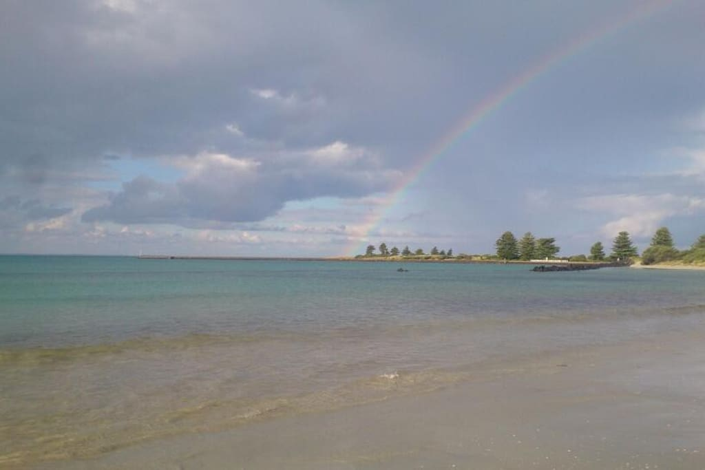 Picturesque local beaches