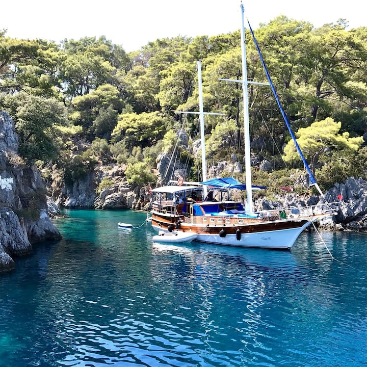 M/S Seda C Goulet Yacht, 3 Cabins with 19 meters