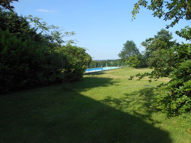 Maison rustique avec piscine privée 8 personnes - Vouvant - House