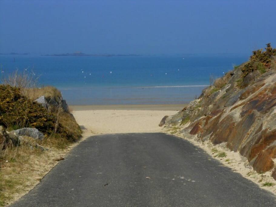 Acces plages
