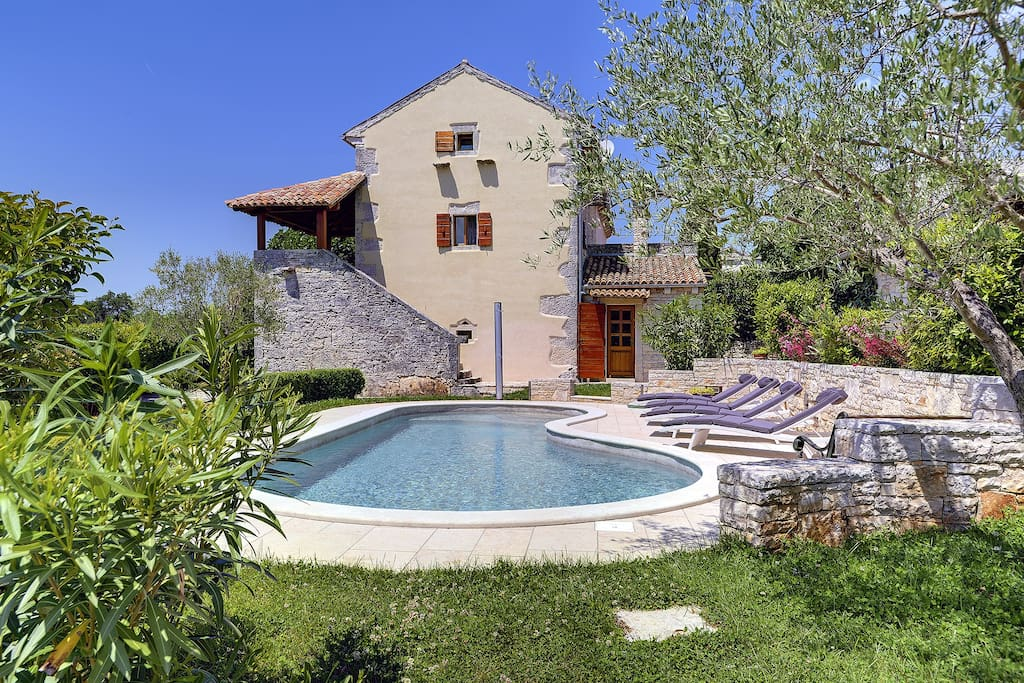 Magnificent Villa Bianca for your dream holidays away from it all