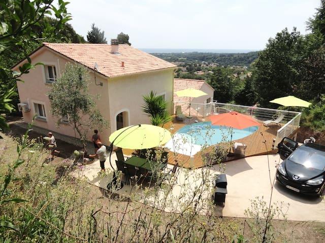 Charmante maison à 3 Km de la mer - Penta-di-Casinca - House