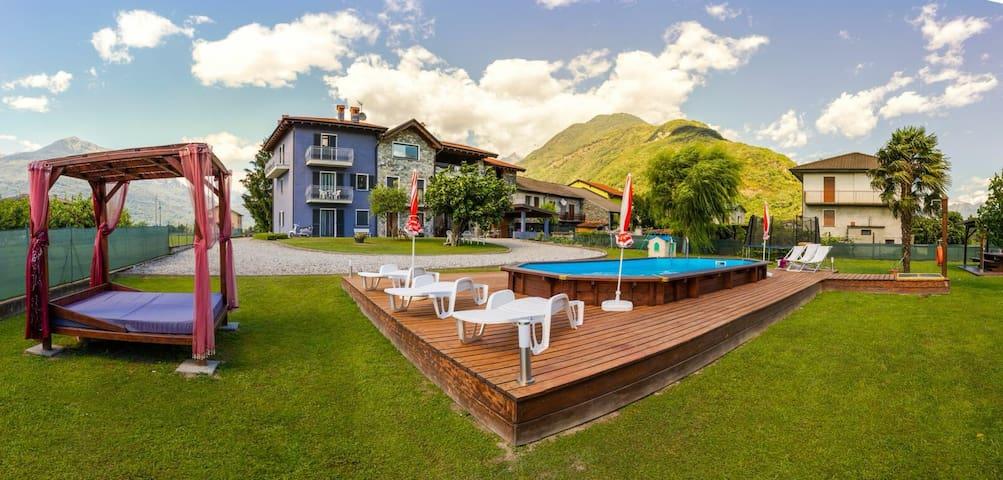 Casa Vacanza(Lago di Como)