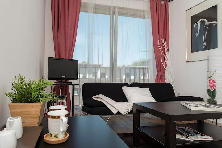 Nice modern bright room in Potsdam Babelsberg - Potsdam - Apartmen