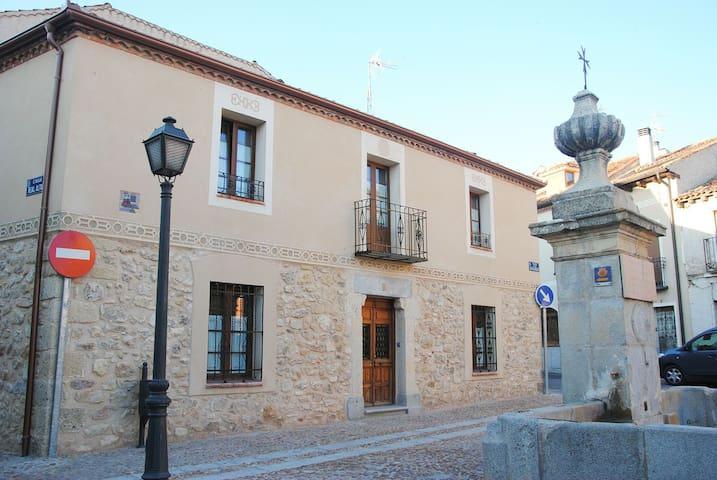 Casa rural en Zamarramala, Segovia - Zamarramala - บ้าน