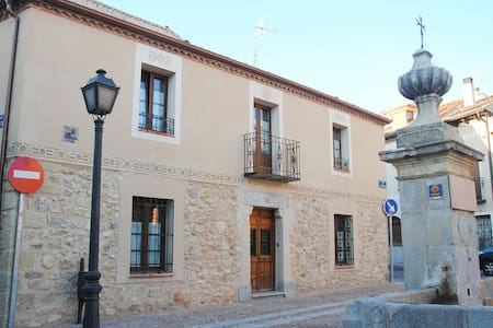Casa rural en Zamarramala, Segovia - Zamarramala - Haus