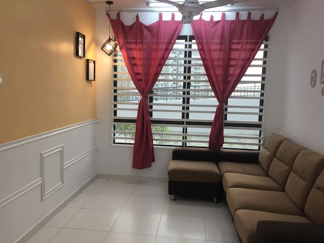 Fully furnished Apartment in Heights Residence