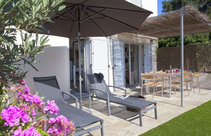 Charming villa great comfort! Ideal for families.