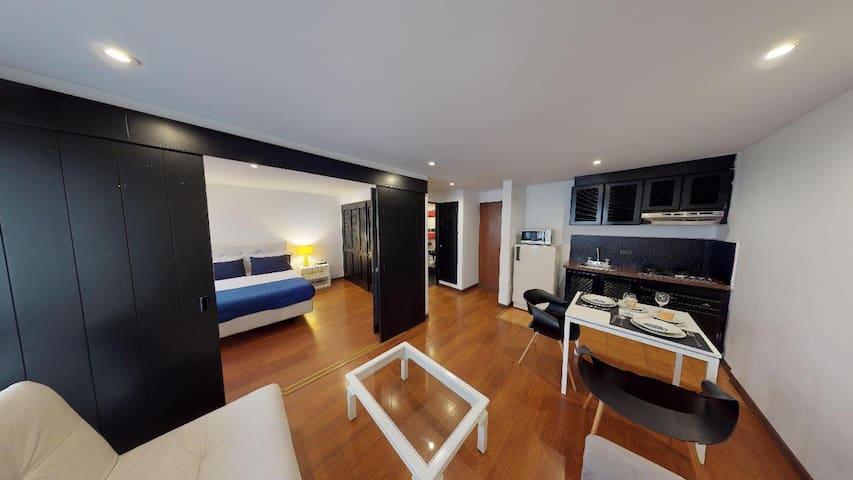 Apartamento VALPARAÍSO-1BR