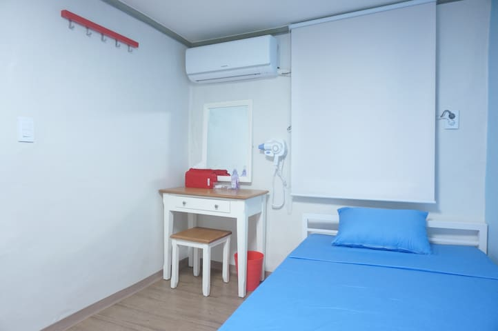 Myeongdong/Namdaemun - Single room