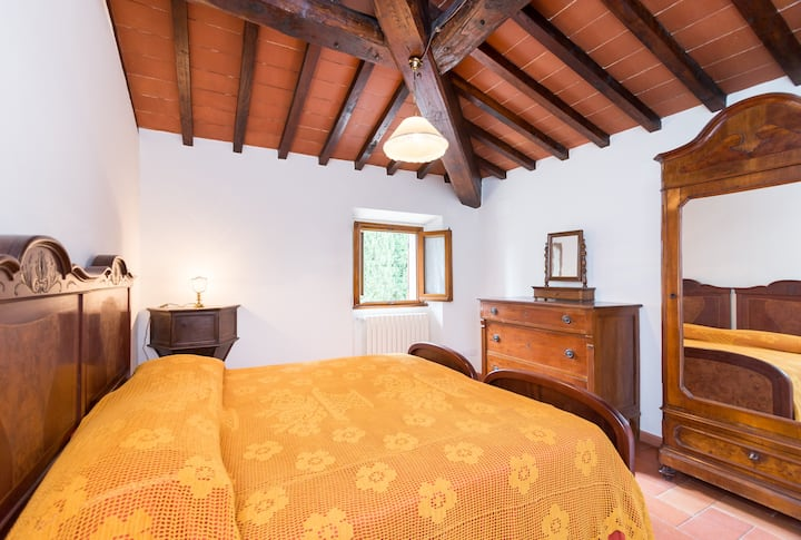 A wonderful Villa near Florence