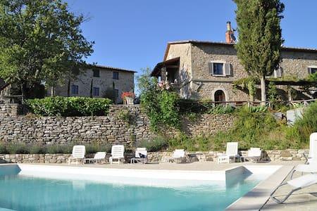 Lovely Villa Sansepolcro- Arezzo - Sansepolcro