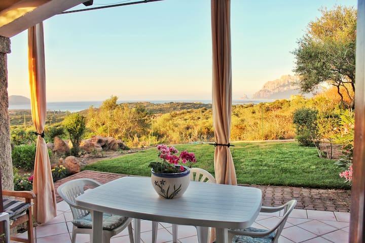 Independent villa,breathtaking view