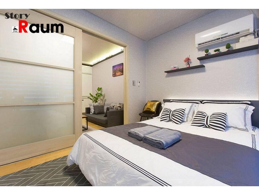 Cozy & bedroom
