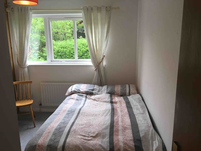 Modern Southside Double Room