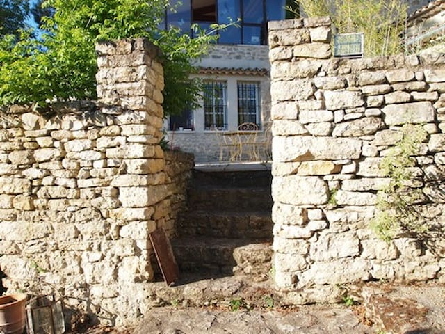 """The gite """"Olivier"""" is very stylish - Bonnieux - Chalet"""