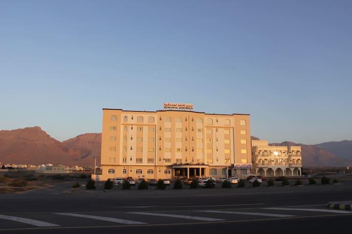 NIZWA HOTEL APARTMENTS : Feel Good  - Nizwa - Departamento