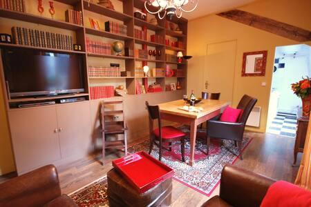 Center Paris at Latin Quarter  - Paris - Lägenhet