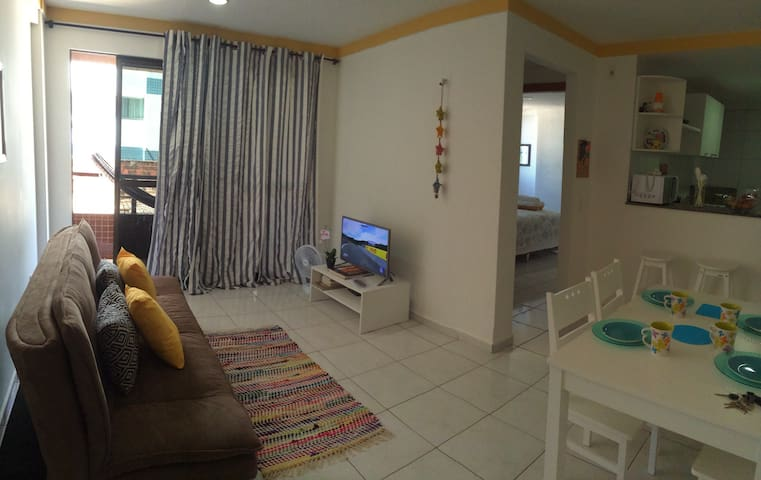 Apartment on the beach in Natal - นาตาล