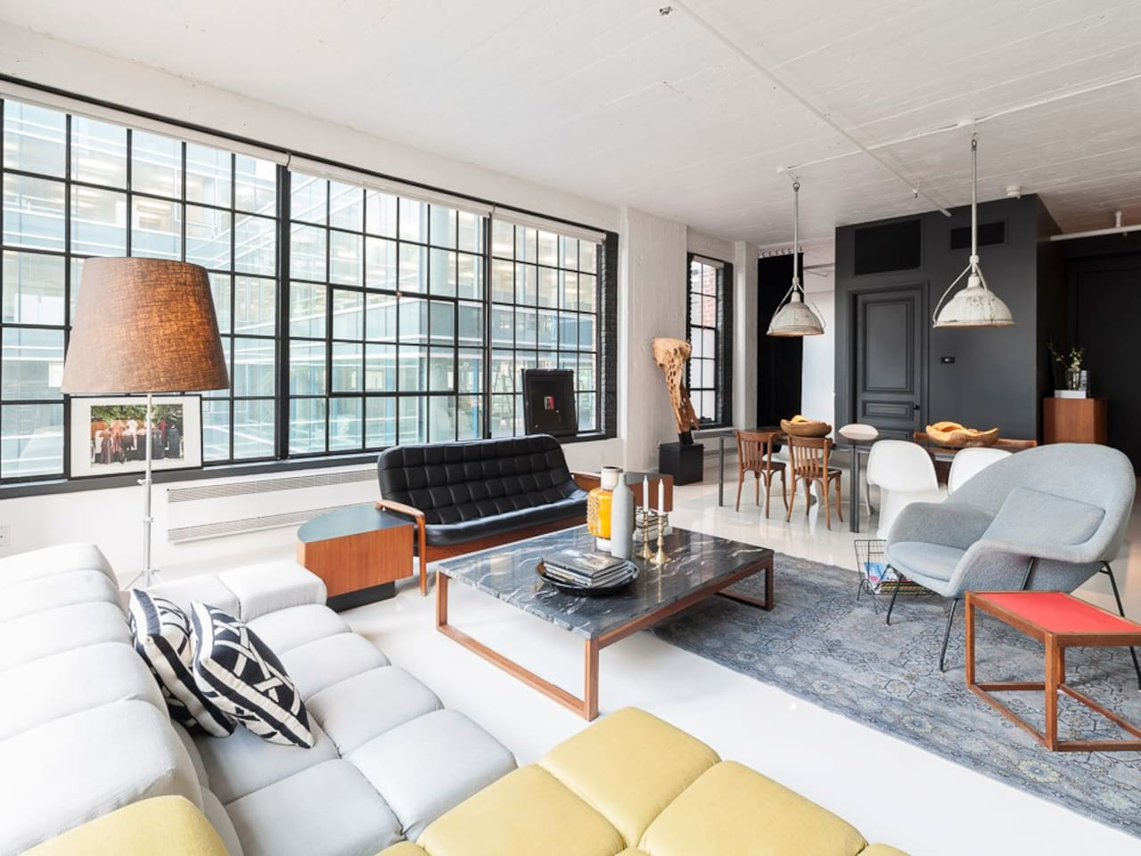 Huge/cool/chic/ loft /old city   lofts for rent in montreal