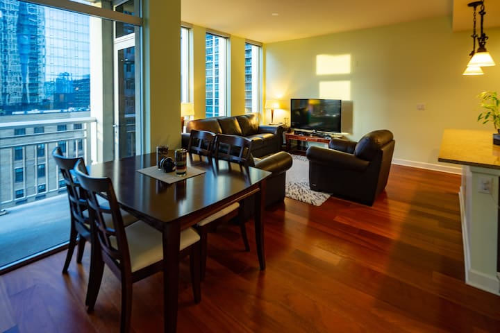Luxury Condo on Michigan Avenue (Soldier Field)