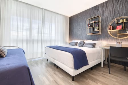 Habitación Standar Hotel elVilla Castejon