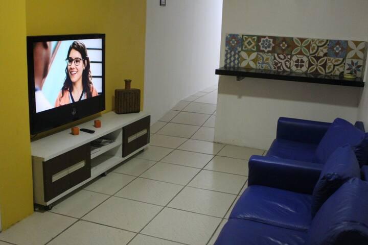 Suite entre o Centro de Fortaleza e P. de Iracema