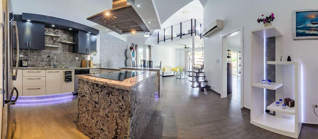 2 bedroom Apartment  Beachfront Residencial - Sosúa - Lägenhet