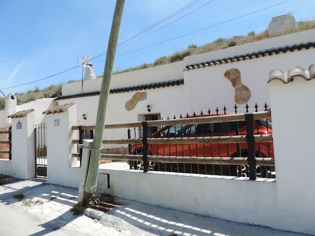 Benamaurel, Granada Cave - House - Benamaurel - Hus