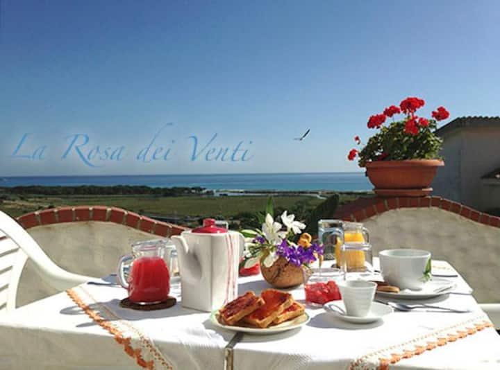 Bed &Breakfast  La Rosa dei Venti