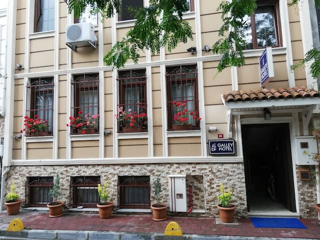 Istanbul Villa Galley Sea view 8 Room 22 Person