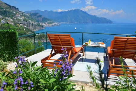 Home in the heart of Amalfi Coast - Conca dei Marini