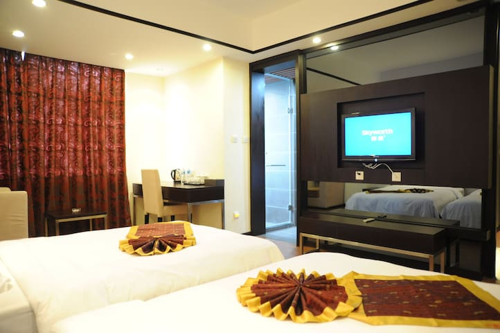 腾冲翡翠时光别墅酒店 - Baoshan Shi - Apartment