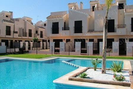 Nice 3 bedroom house near Mar Menor - San Cayetano